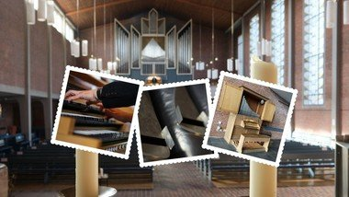 Drei Orgeln – von groß bis klein
