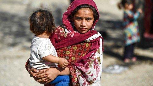 Støt flygtninge i Afghanistan