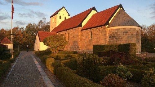 Gudstjeneste  Svenstrup kirke søndag d. 19. sept. kl. 11.00 v/ASB - der synges: 729-56-224//678-439v1-208-51