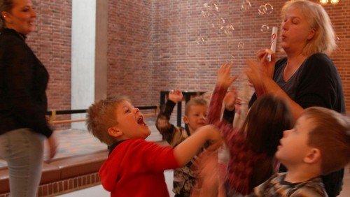 Rytmik og salmer (4-6 årige): Nyt hold
