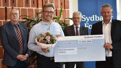 Tak til Sydbank i Flensborg