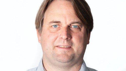 Thomas Frederiksen fra ØsterbroLiv prædiker