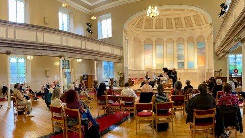 Launch of innovative Music Project at Stockbridge Church