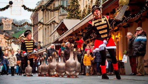 Juletur til Jylland og Fyn