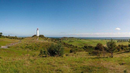 Die Ostseeinsel Hiddensee - ein magischer Ort für Künstler*innen und andere Menschen - wie mich