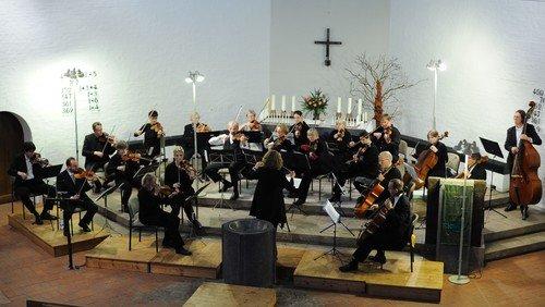 Konzert mit dem Walddörfer Kammerorchester