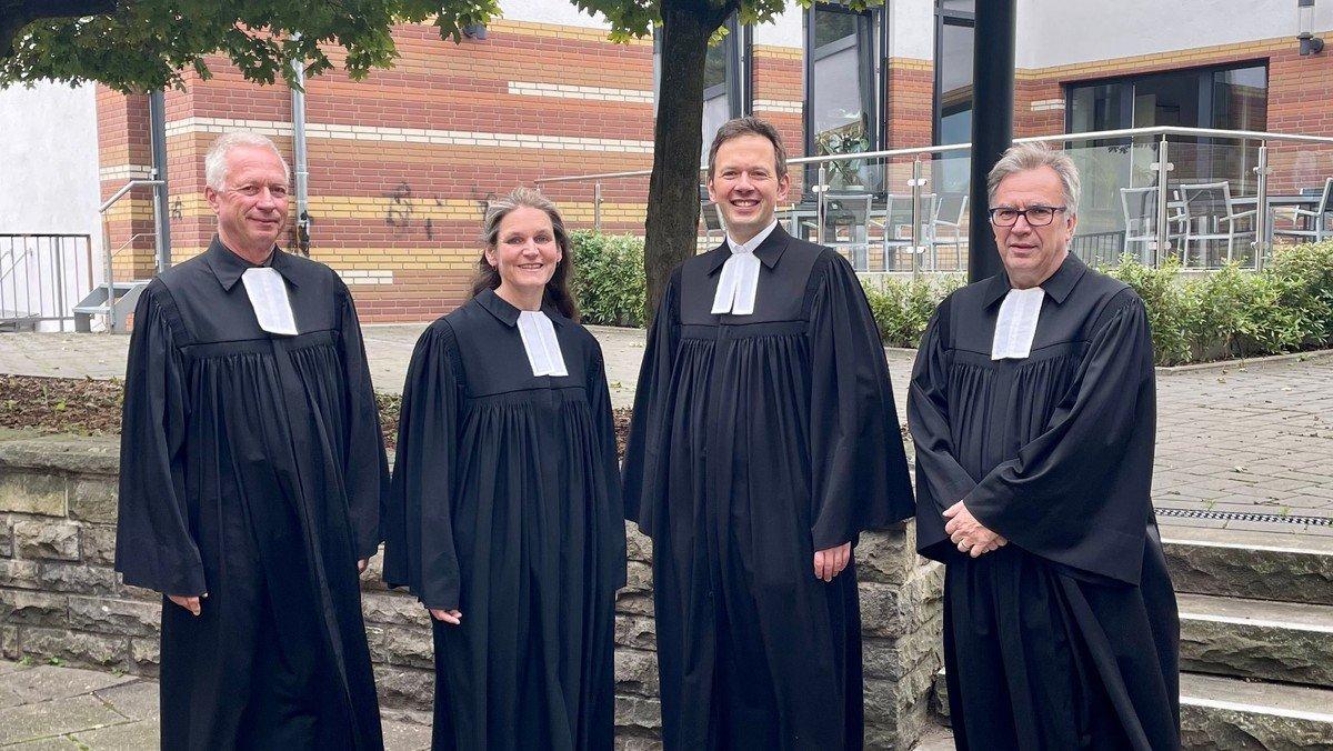 Pfarrerin Sandra Thönniges in festlichem Gottesdienst eingeführt!
