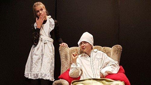 THEATER SPIELEN - Drei Ensembles für Kinder und Jugendliche