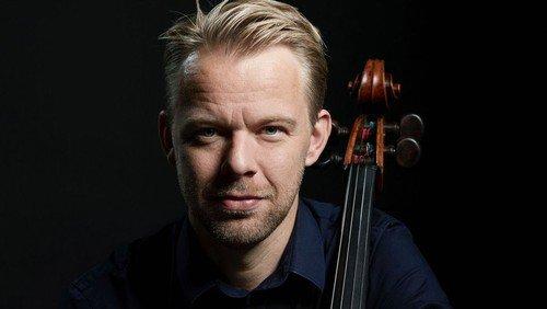 Cellokoncert med Henrik Dam Thomsen