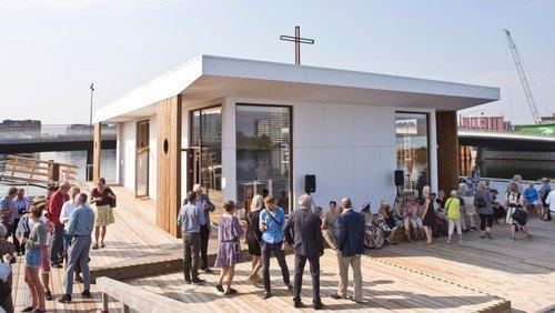 Er du vores nye kirketjener?