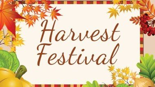 HARVEST FESTIVAL & HARVEST GIFTS