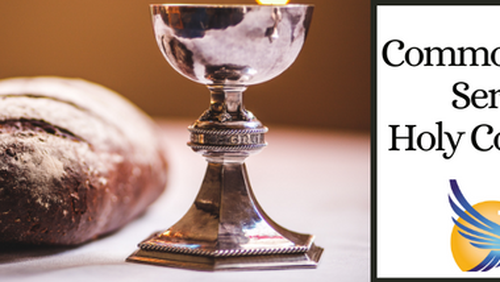 Common Worship Service of Holy Communion - Sunday 26th September 2021
