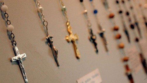 Der Rosenkranzmonat Oktober - Zusätzliche Andachten in Maria Meeresstern