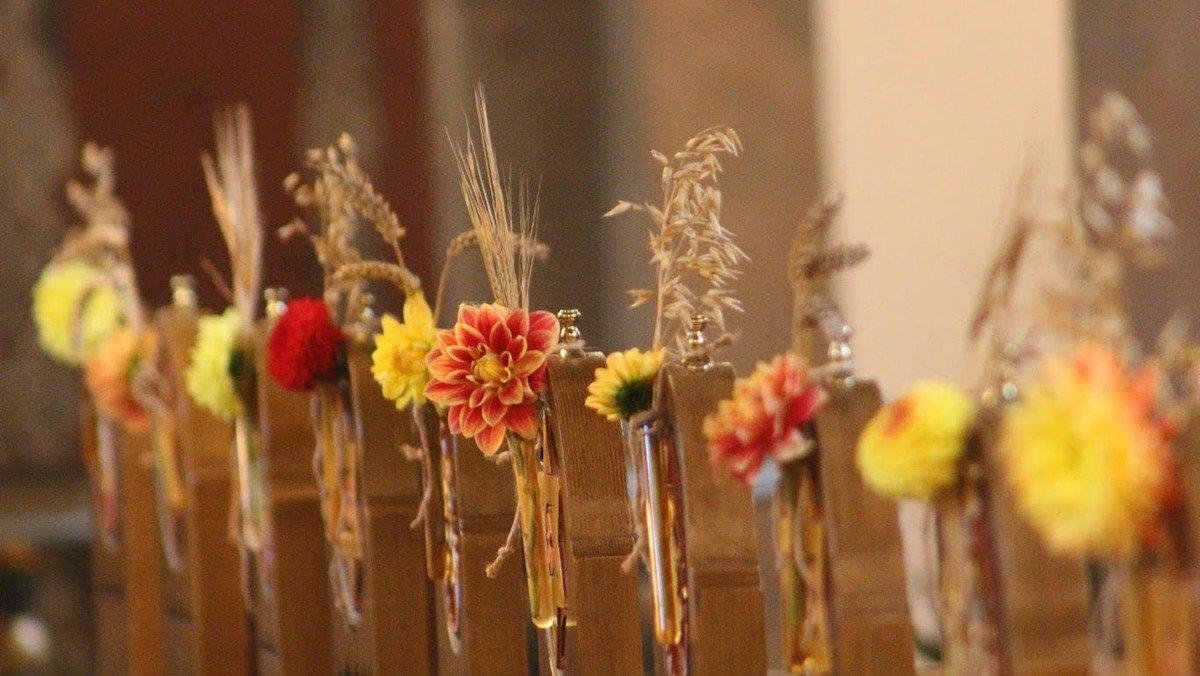 Familie- og høstgudstjeneste den 3. oktober i Hillerslev kirke