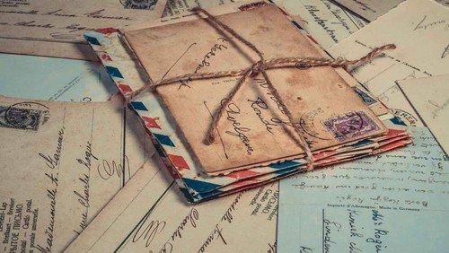 Kom og skriv et brev!
