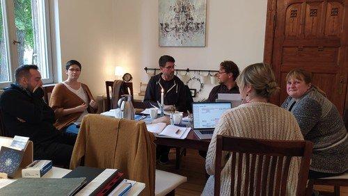 Vorbereitungen zum KonfiCamp 2022 laufen ...