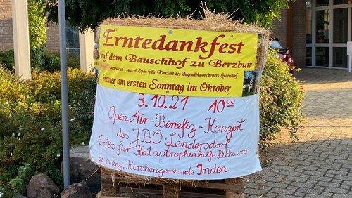 """Einladung zum Erntedankfest auf dem """"Bauschhof"""""""