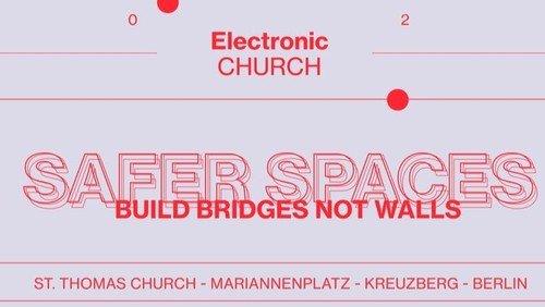 Electronic Church 2021: Drei Tage Kultur mit dem Club Tresor