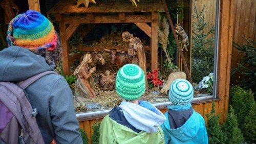 Wochenende für Alleinerziehende und ihre Kinder am 1. Advent