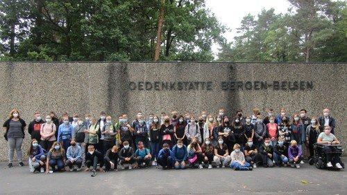 Tagesfahrt zur Gedenkstätte Bergen-Belsen 2021