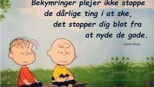 Vær ikke bekymrede, af sognepræst Esper Silkjær