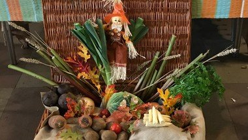 Sunday Morning Service for Harvest - 3 October 2021