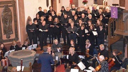 Einladung zum Mitsingen: Adventskonzert mit Chören aus dem Messias von Händel