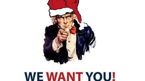 Bliv frivillig til julebazar