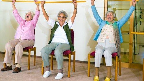 """Endlich wieder """"Senioren in Bewegung"""""""