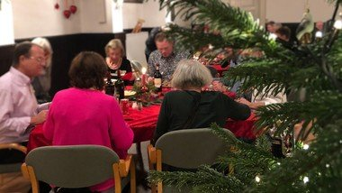 Juleaften i Sognegården 2021