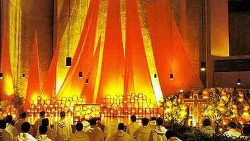Taizégebet in der Stephanuskirche