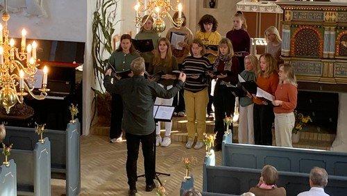 2021 Festgudstjeneste i Sct. Hans Kirke