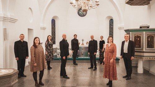 Koncert med Vejgaard Kirkes Koncertkor -  lørdag den 16. oktober kl. 16