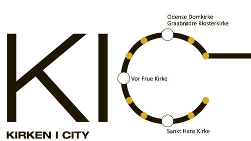 KIC - et nyt kirkeblad for 4 city-kirker
