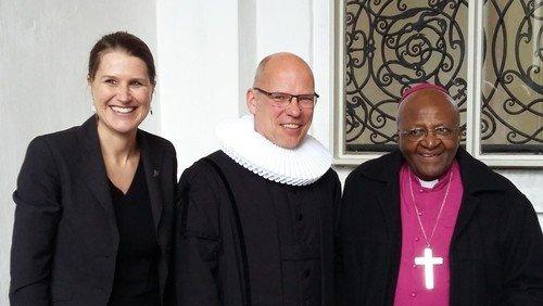 Happy birthday, dearest bishop! Predigt zum 90. Geburtstag von Desmond Tutu