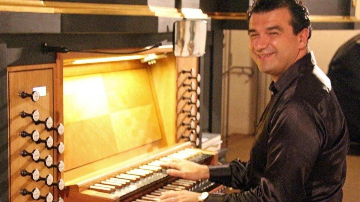 Orgelkonzert mit Paolo Oreni in der Kreuzkirche