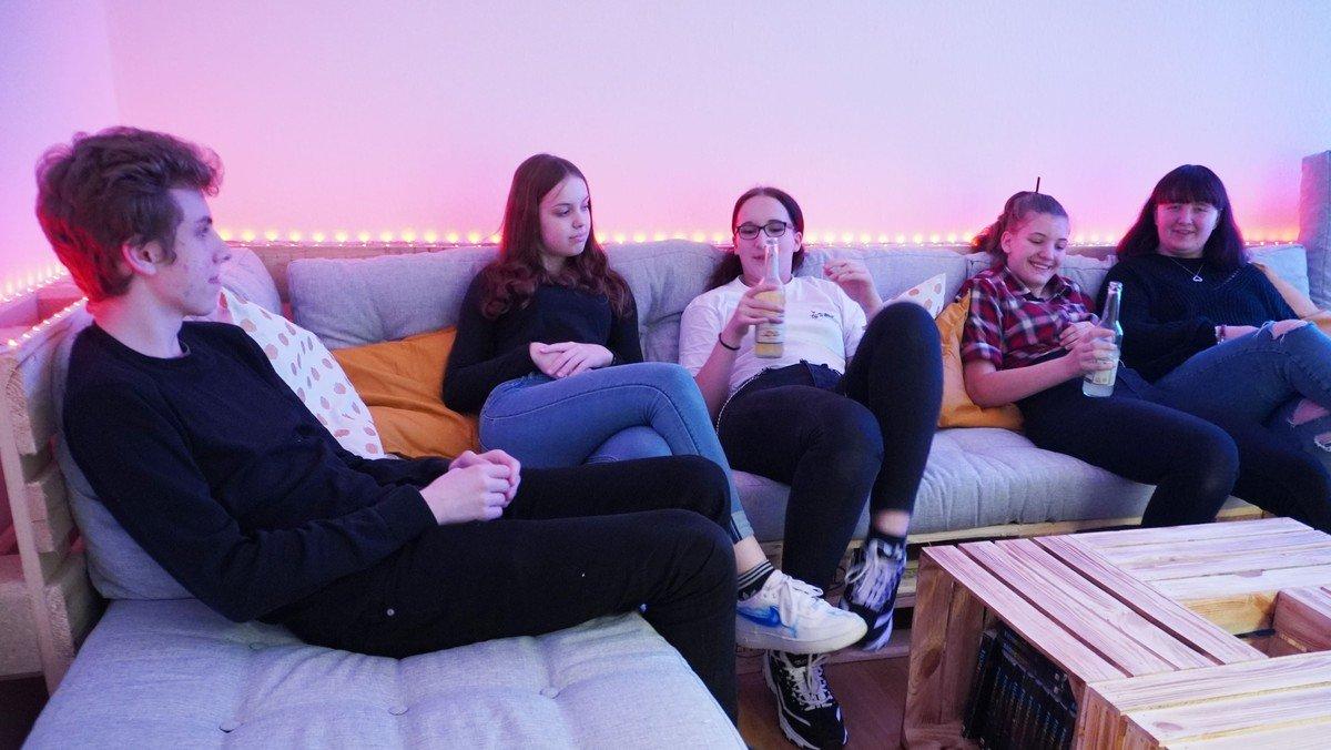 Neues Jugendgruppen-Wohnzimmer in Wanzleben eingeweiht