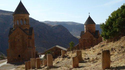 Im Land der Heiligen Steine- Eine Reise durch Armenien