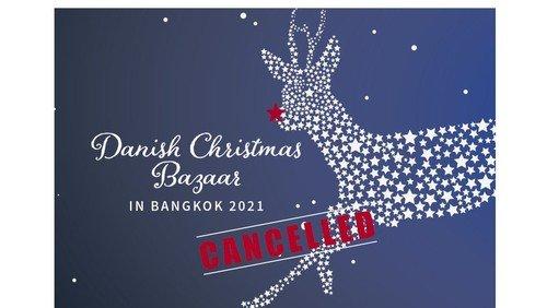 Dansk Julebasar 2021, aflyst