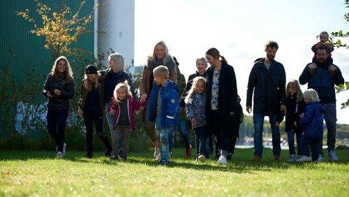 Familieklub på Trøjborg
