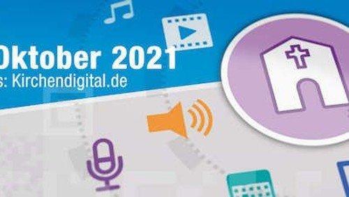 Anmelden zum Digitaltag: Online für Haupt- und Ehrenamtliche aus EKHN und EKKW