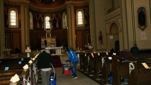 Nächster Kirchenputz St. Peter und Paul am 6. November