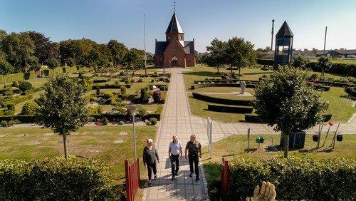 Artikel om Øster Hurup Kirkegård i Menighedsrådenes Blad