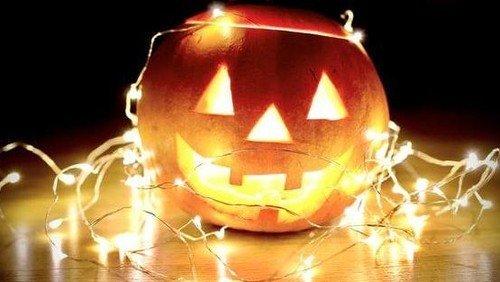 Halloween-børnegudstjeneste d. 28/10 kl 17.00
