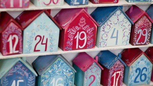 Online Advent Calendar 2021!