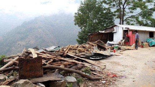 Spendenaufruf für Erdbebenhilfe in Nepal