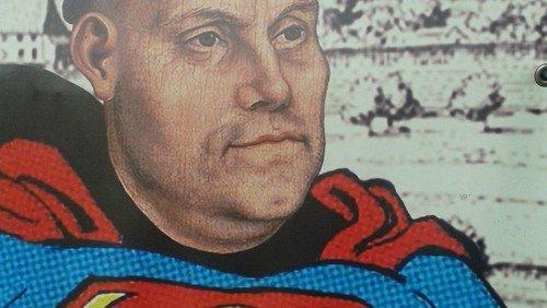 Martin Luther Supermann? Reformation für Kinder