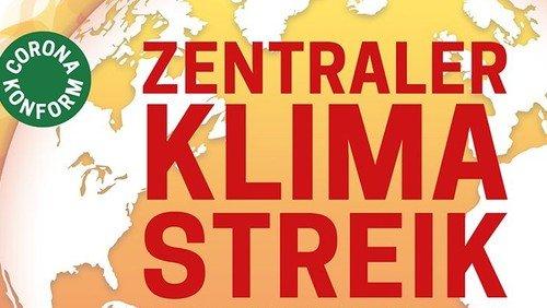 Klimademo am 22. Oktober