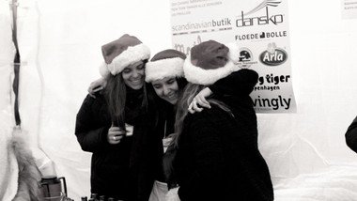 Frivillige søges til årets julemarked