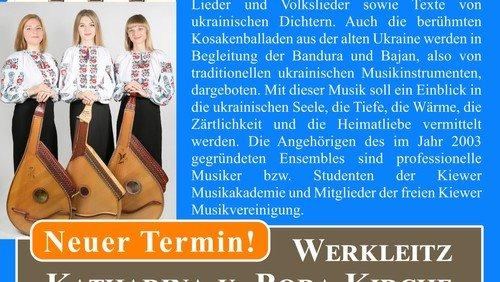 Konzert mit BERISKA-Ensemble in Werkleitz 4. Nov 2021 um 18 Uhr